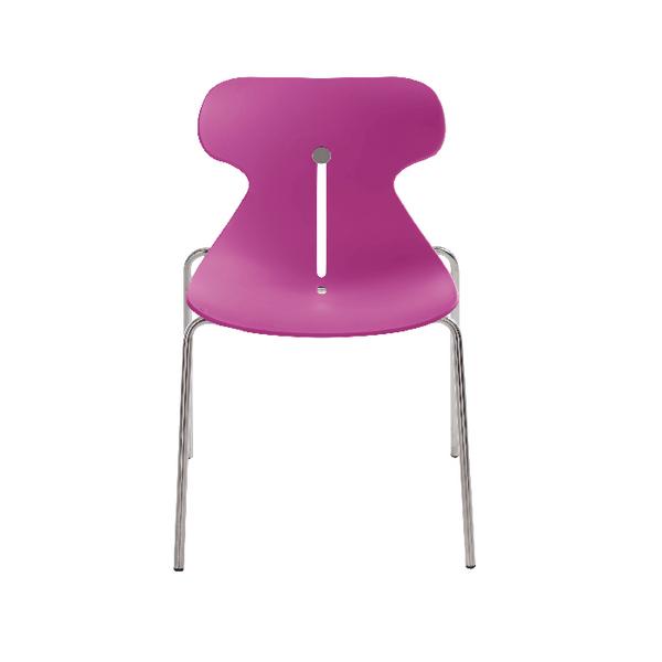 Arista Breakout Chair Fuchsia KF73897