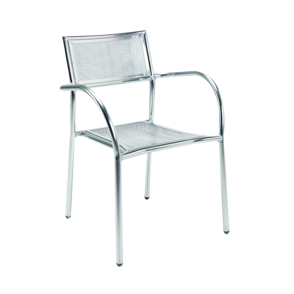 Seating Arista Aluminium Mesh Chair KF73900
