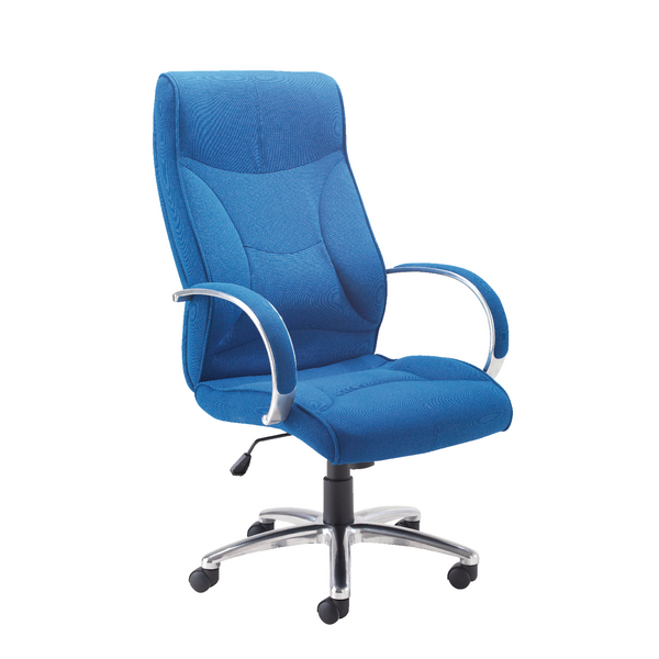 Unspecified Avior Richmond High Back Fabric Executive Chairs KF74188