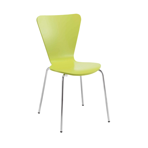 Seating Arista Green Bistro Chair KF74192