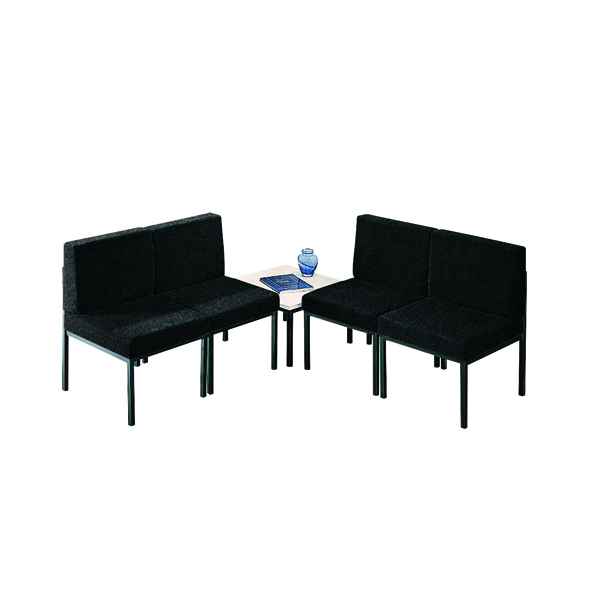 Unspecified First Reception Chair Charcoal KF74646