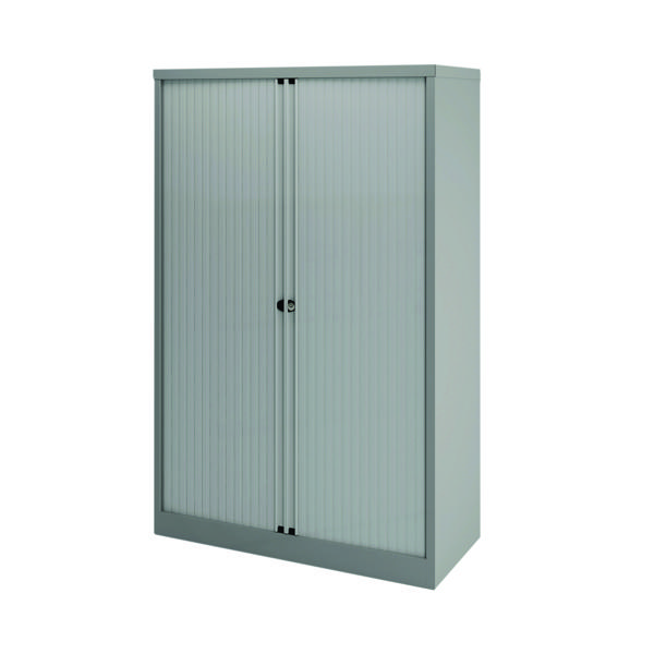 Cupboards H over 1200mm Jemini 1016mm Tambour Grey BY74772