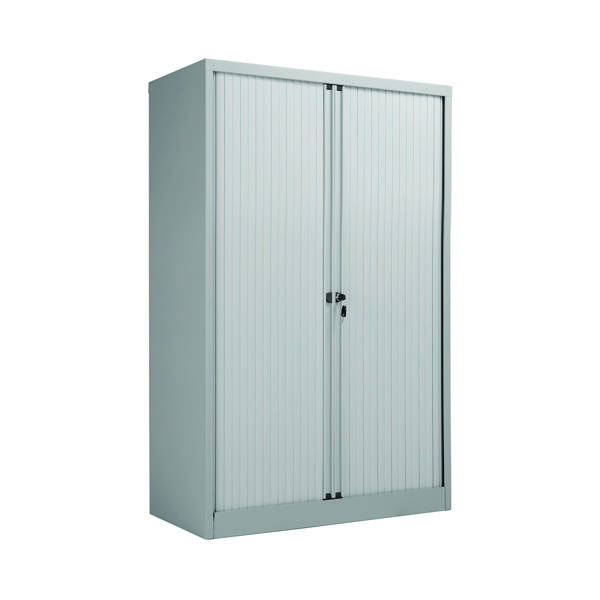 Cupboards H over 1200mm Jemini 1585mm Tambour Grey BY74773