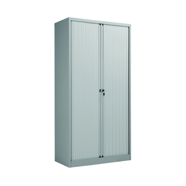 Cupboards H over 1200mm Jemini 1985mm Tambour Grey BY74774