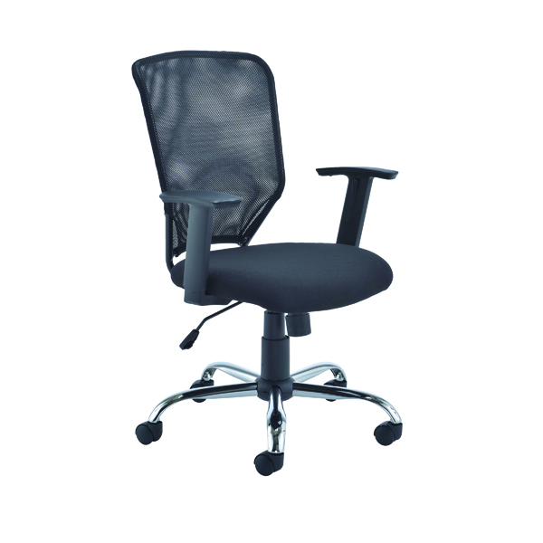 Unspecified First Mesh Task Chair Black KF74832