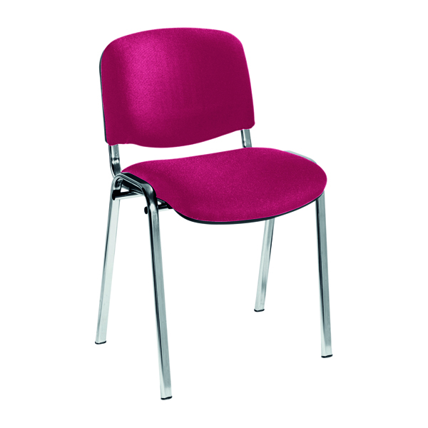 Stacking First Ultra Stacker Chair Claret KF74895