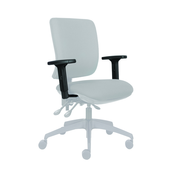 Jemini 1D Adjustable Chair Arms (2 Pack) KF74953