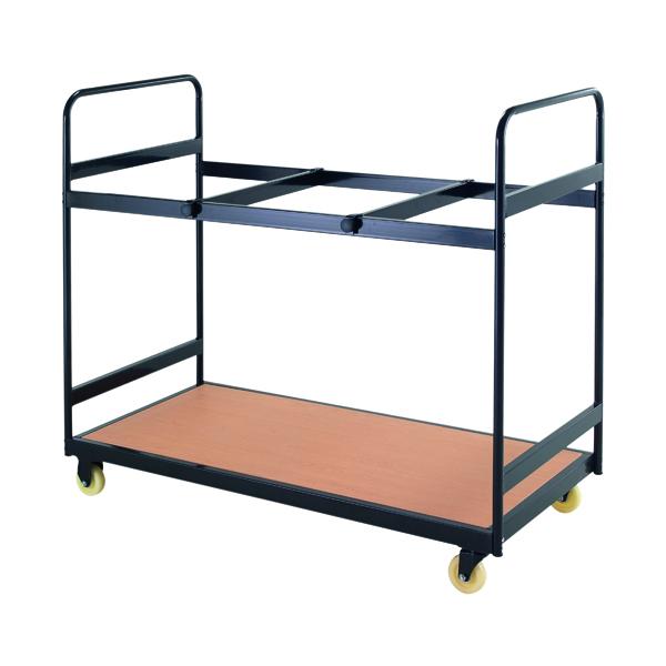 Other Titan Folding Exam Desk Trolley 25 Capacity KF78655