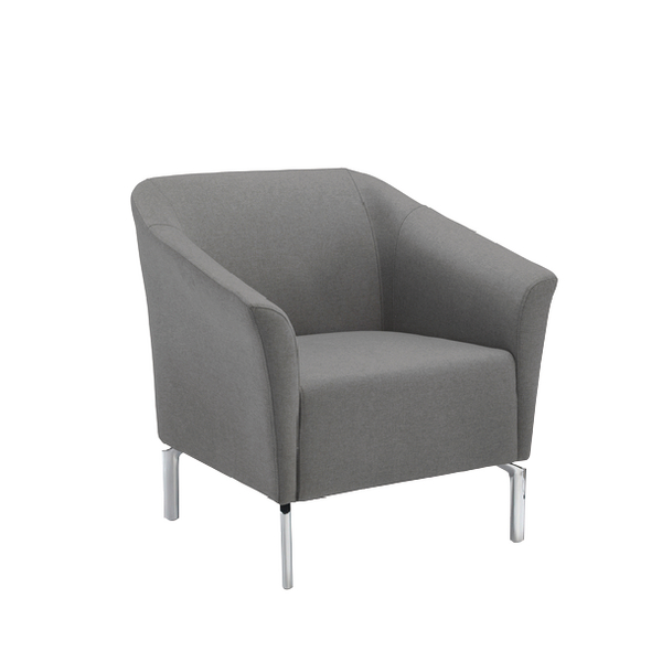 Arista Executive Arm Chair Grey KF78683