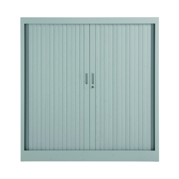 Cupboards H up to 1200mm Talos Side Opening Tambour 1050 Grey KF78758