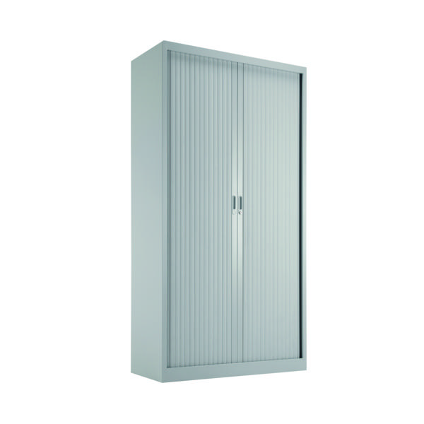 Cupboards H over 1200mm Talos Side Opening Tambour 1950 Grey KF78760