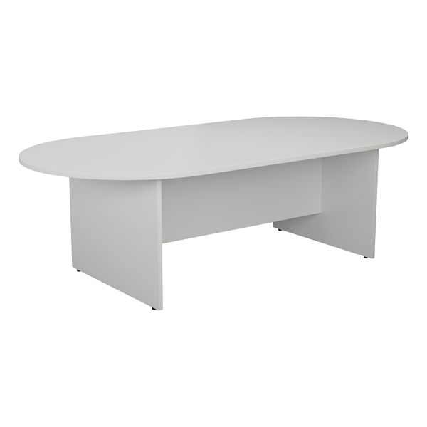 Office Jemini White 1800mm Meeting Table KF78961