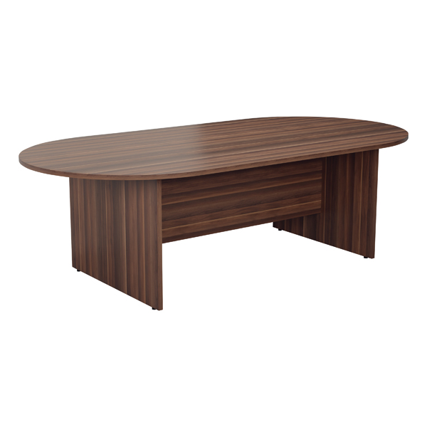 Office Jemini Walnut 1800mm Meeting Table KF78962