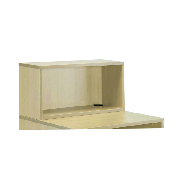 Reception Jemini Maple D800 Modular Straight Reception Hutch KF78972