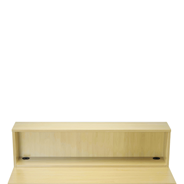 Reception Jemini Maple D1600 Modular Straight Reception Hutch KF78974