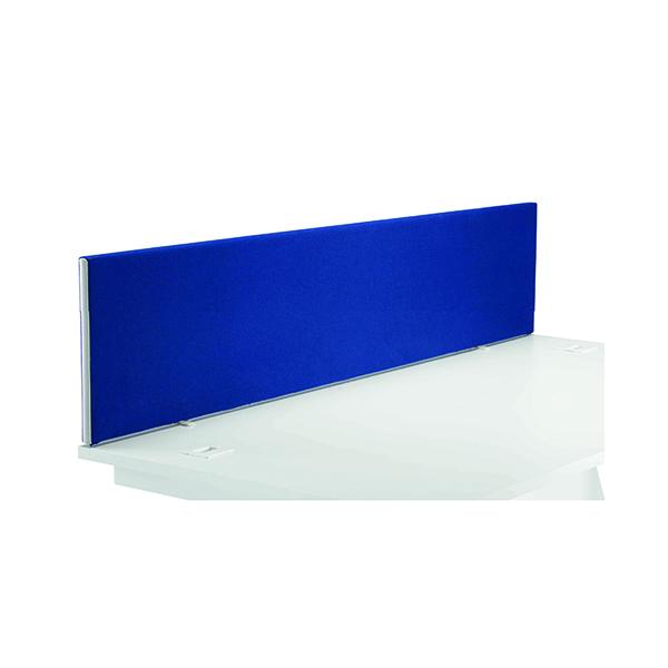Desk Jemini Blue 1800mm Straight Desk Screen KF78982