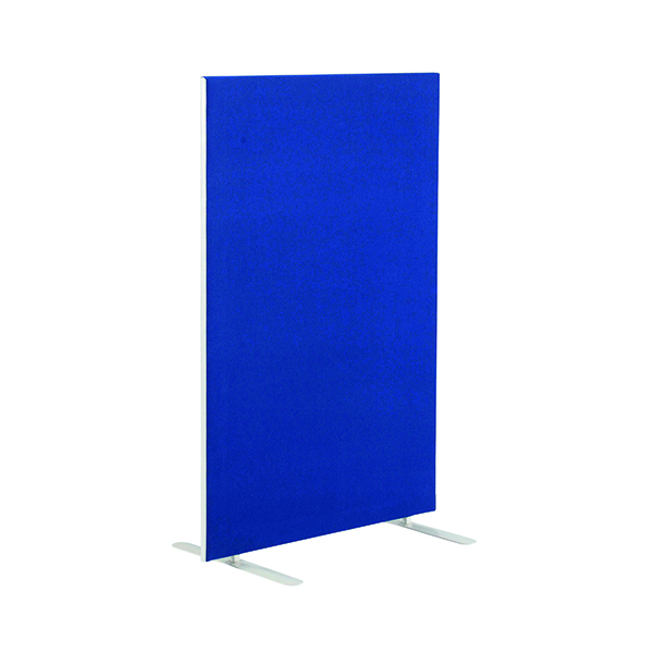 Straight Tops Jemini Blue 1600mm Floor Standing Screen KF78991