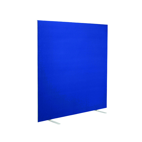 Straight Tops Jemini Blue 1600x1600mm Floor Standing Screen KF78992