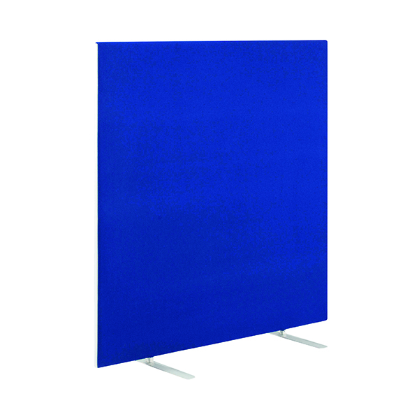 Straight Tops Jemini Blue 1800mm Floor Standing Screen KF78995