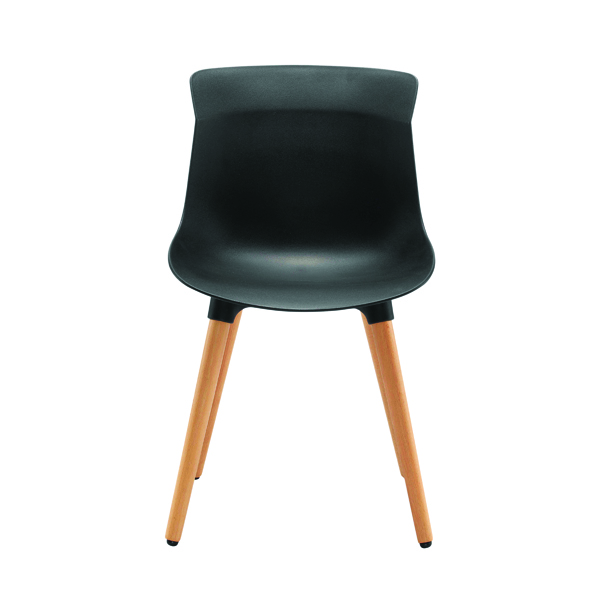 Seating Jemini Black Nuovo Bistro Chair KF79136