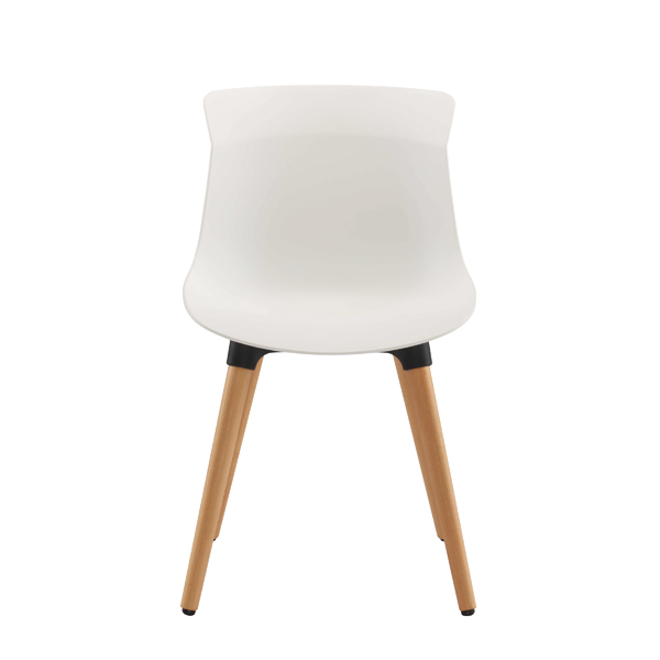 Seating Jemini White Nuovo Bistro Chair KF79139