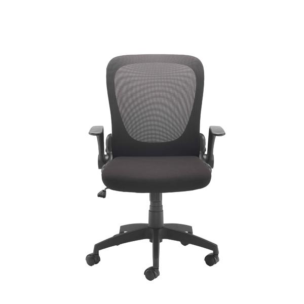 Jemini Mesh Back Task Chair Black KF79141
