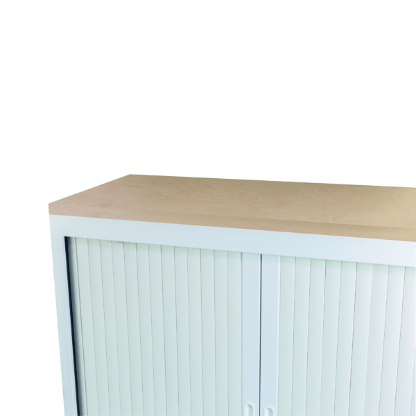 Talos Cupboard Wooden Top Maple W1000 x D450 x H25mm TCS-CUP-TOPMA