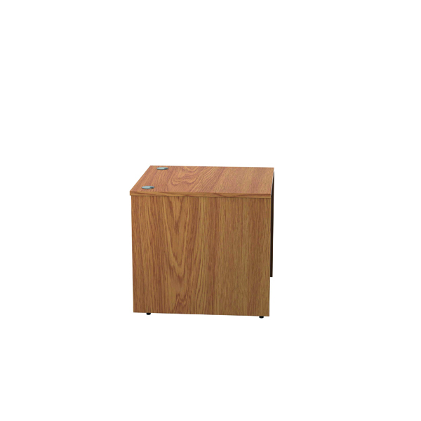 Other Jemini Reception Modular Straight Base Unit 800mm Nova Oak RCM800SBUNO
