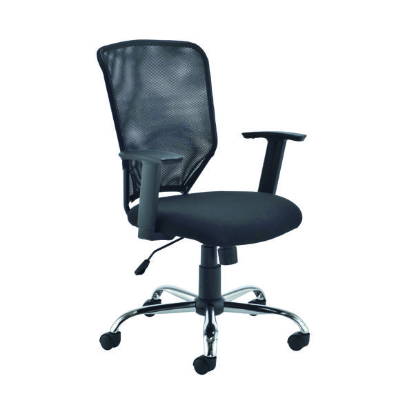 Low Back Jemini Low Back Operator Chair Mesh Black KF79885