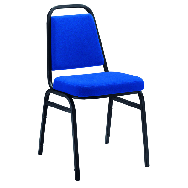 High Back First Banqueting Chair Blue CH0519RB