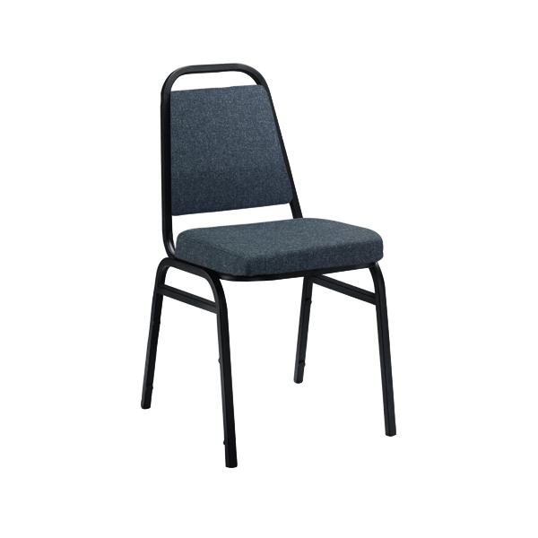 High Back First Banqueting Chair Charcoal CH0519CH