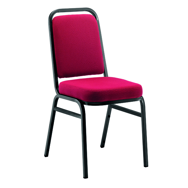 High Back First Banqueting Chair Claret CH0519CL