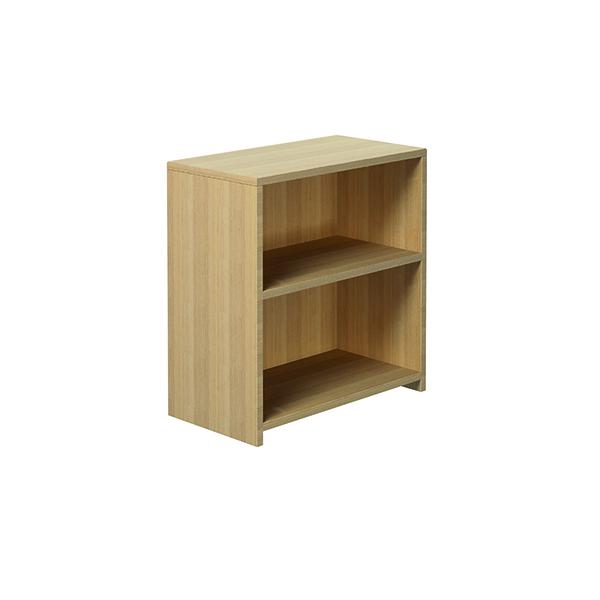Other Serrion Premium Bookcase 800mm Ferrera Oak EP800BCOK