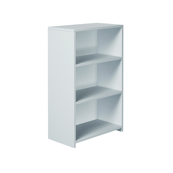 Other Serrion Premium Bookcase 1200mm White EP1200BCWH