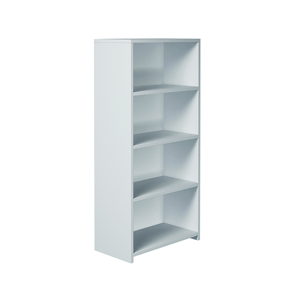 Other Serrion Premium Bookcase 1600mm White EP1600BCWH