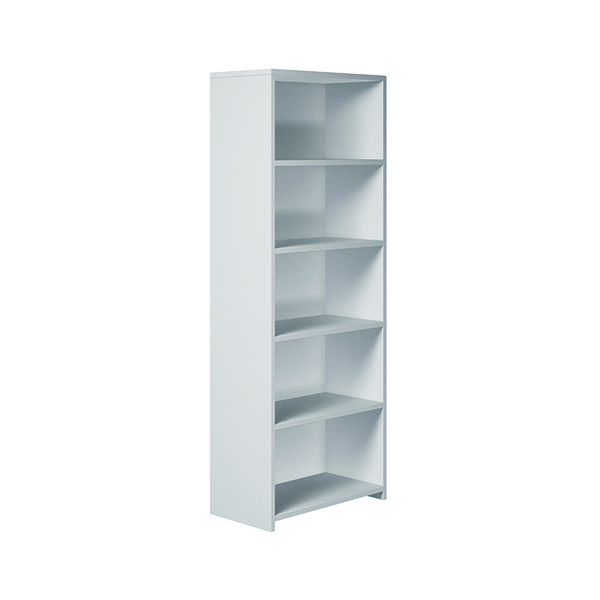 Other Serrion Premium Bookcase 2000mm White EP2000BCWH