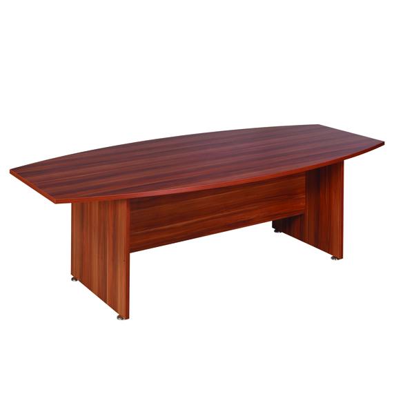 Boardroom / Meeting Avior Cherry 2400mm Boardroom Table KF838263