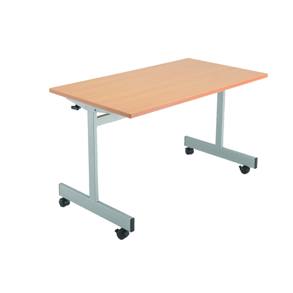 Folding Jemini Maple 1200mm Flip Top Table KF838321
