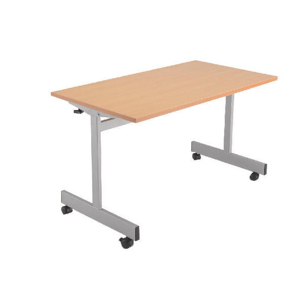 Folding Jemini Beech 1600mm Flip Top Table KF838322