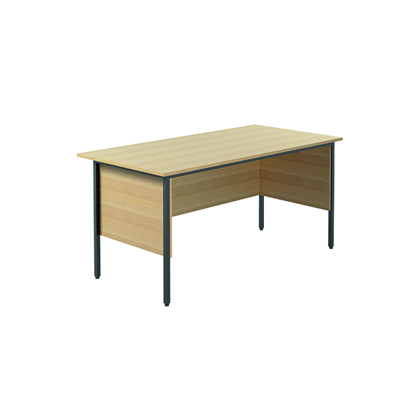 Unspecified Serrion Ferrera Oak 1500mm Four Leg Desk KF838370
