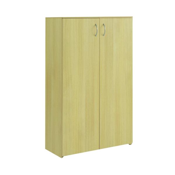 Up to 1200mm High Serrion Ferrera Oak 1200mm Cupboard KF838402