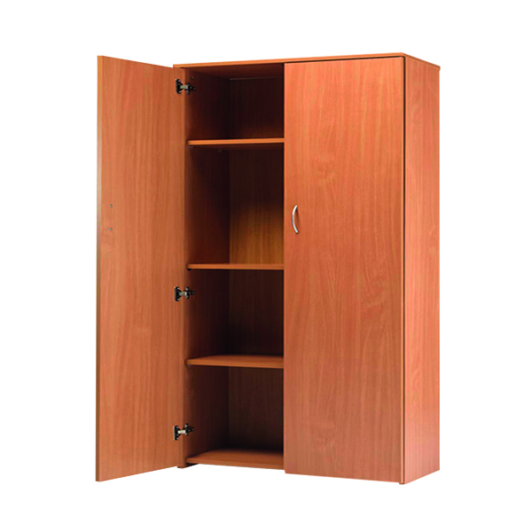 Cupboards H over 1200mm Serrion Bavarian Beech 1750mm Cupboard KF838403