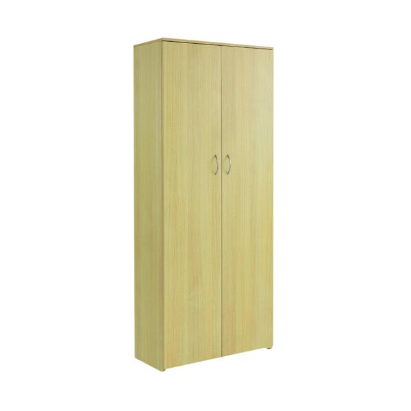 Cupboards H over 1200mm Serrion Ferrera Oak 1750mm Cupboard KF838404