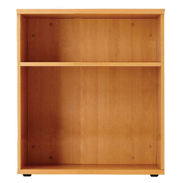 Jemini 1 Beech Shelf 1000mm Bookcase KF838413