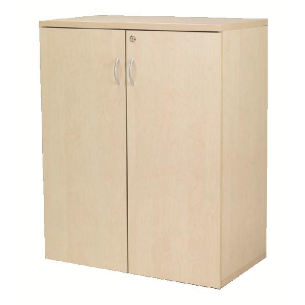 Jemini 1 Shelf Maple 1000mm Cupboard KF838433