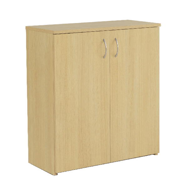 Serrion Warm Maple W740xD340xH800mm Cupboard KF838540
