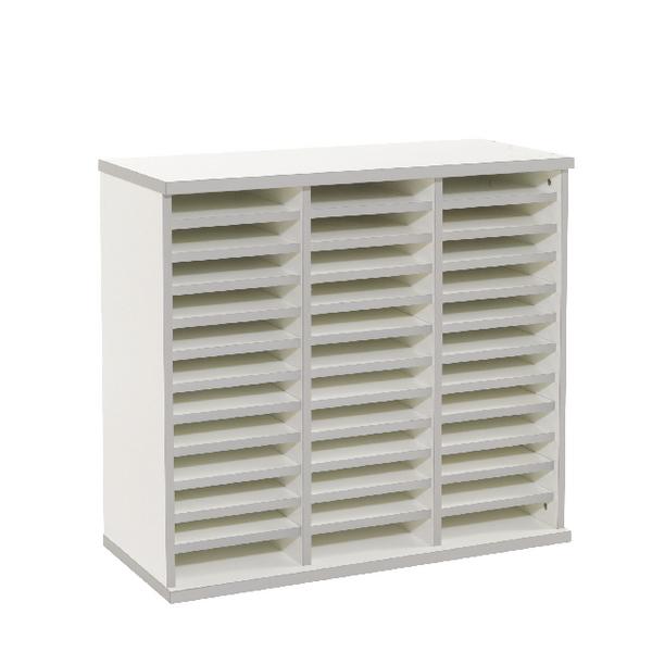 Jemini White Triple Sorter Unit Extension Kit KF838551
