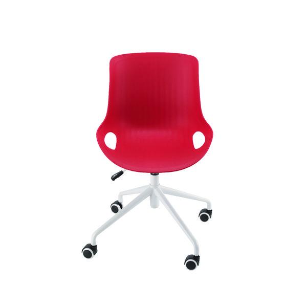 Unspecified Jemini Soho Swivel Red Chair KF838761