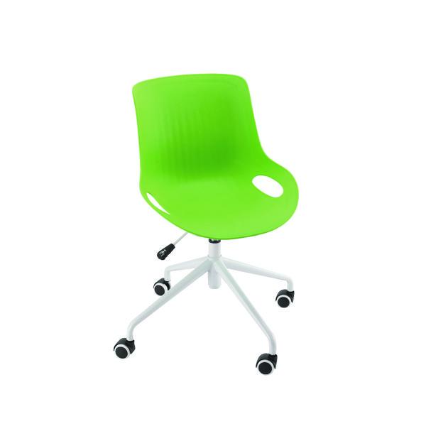 Unspecified Jemini Soho Swivel Green Chair KF838762