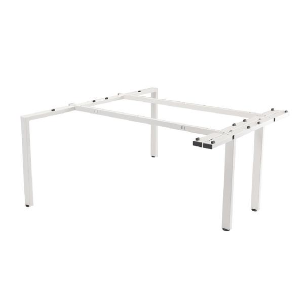 Arista White 1200mm Bench Single Extension Kit KF838986